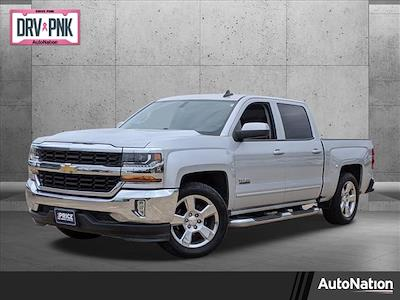 2016 Chevrolet Silverado 1500 Crew Cab 4x2, Pickup #GG112988 - photo 1