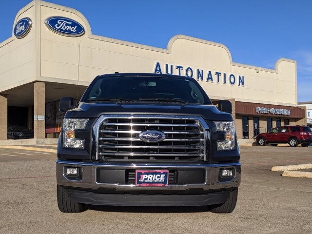 2016 F-150 SuperCrew Cab 4x2, Pickup #GKD53578 - photo 3