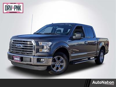 2016 F-150 SuperCrew Cab 4x2, Pickup #GKD53578 - photo 1