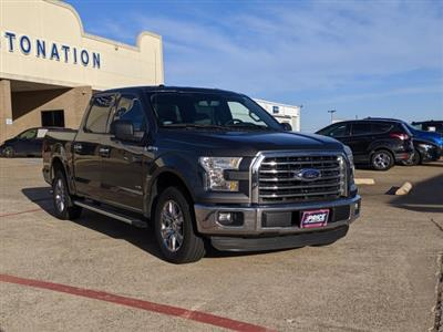 2016 F-150 SuperCrew Cab 4x2, Pickup #GKD53578 - photo 4
