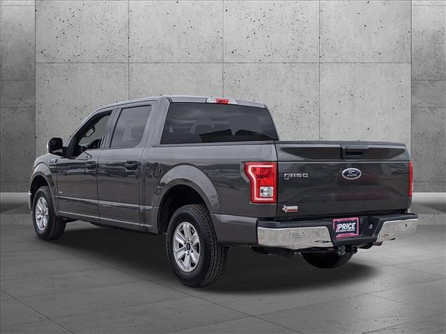 2016 Ford F-150 SuperCrew Cab 4x2, Pickup #GKD72766 - photo 1
