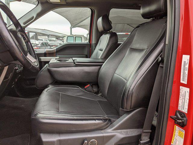 2016 Ford F-150 SuperCrew Cab 4x4, Pickup #GKD76512 - photo 15