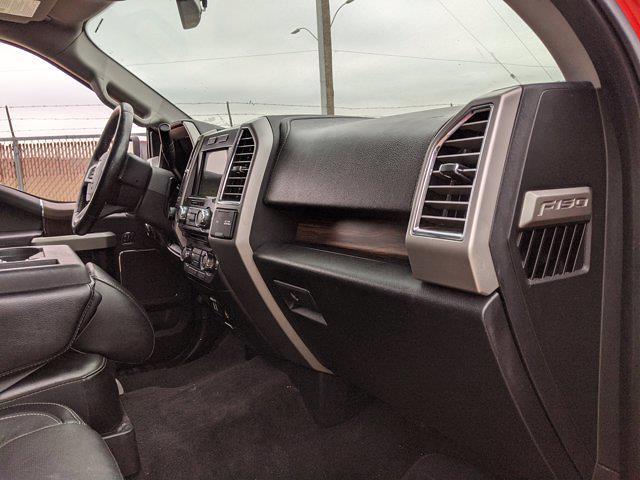 2016 Ford F-150 SuperCrew Cab 4x4, Pickup #GKD76512 - photo 20