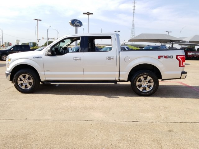 2016 F-150 SuperCrew Cab 4x4,  Pickup #GKD86778 - photo 8