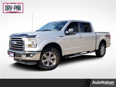 2016 F-150 SuperCrew Cab 4x4,  Pickup #GKD86778 - photo 1