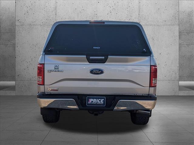 2016 Ford F-150 SuperCrew Cab 4x4, Pickup #GKE42986 - photo 7