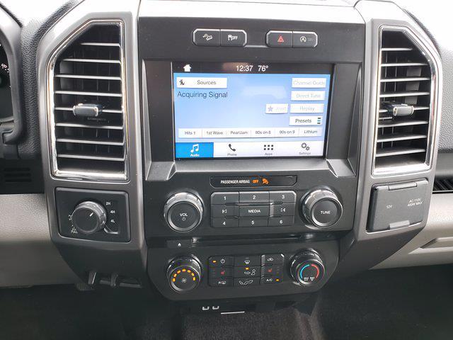 2016 Ford F-150 SuperCrew Cab 4x4, Pickup #GKE63239 - photo 12