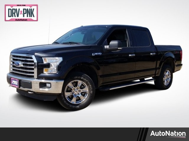 2016 F-150 SuperCrew Cab 4x4,  Pickup #GKE93587 - photo 1