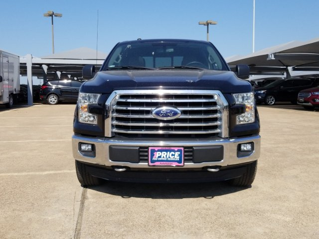 2016 F-150 SuperCrew Cab 4x4,  Pickup #GKE93587 - photo 3
