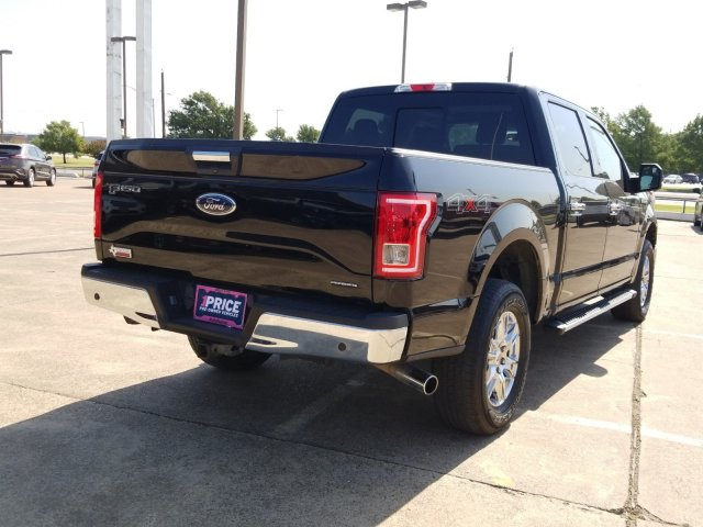 2016 F-150 SuperCrew Cab 4x4,  Pickup #GKE93587 - photo 6