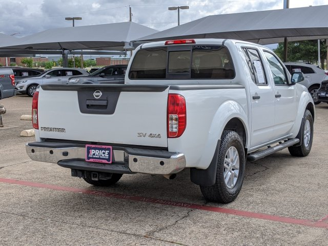 2016 Frontier Crew Cab 4x4, Pickup #GN751497 - photo 1