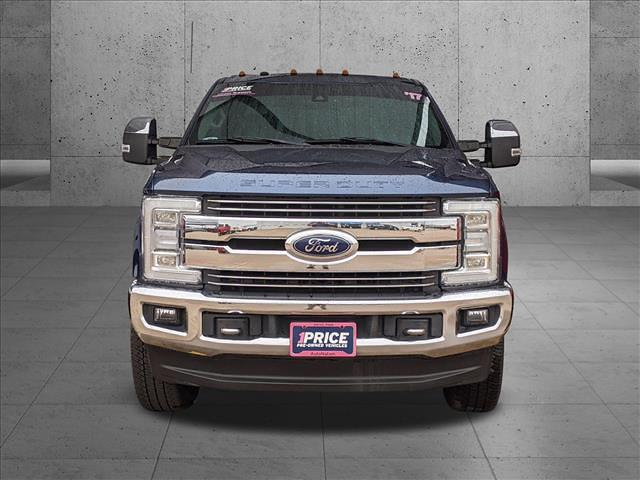 2017 Ford F-250 Crew Cab 4x4, Pickup #HEC39905 - photo 3