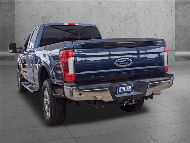2017 Ford F-250 Crew Cab 4x4, Pickup #HEC39905 - photo 2