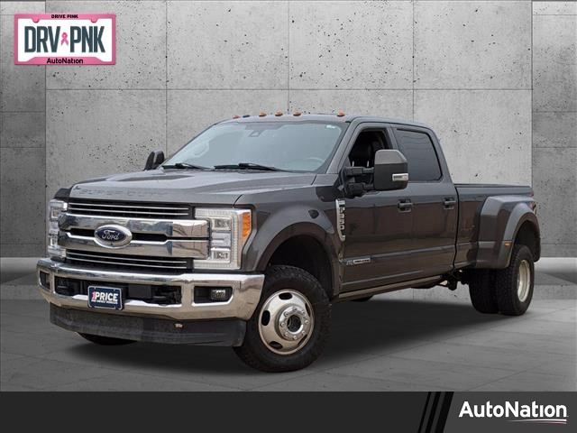 2017 Ford F-350 Crew Cab DRW 4x4, Pickup #HED17789 - photo 1