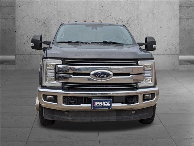 2017 Ford F-350 Crew Cab DRW 4x4, Pickup #HED17789 - photo 3