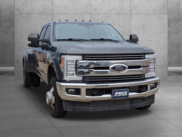 2017 Ford F-350 Crew Cab DRW 4x4, Pickup #HED17789 - photo 4
