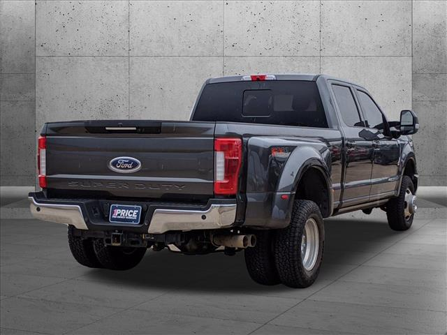2017 Ford F-350 Crew Cab DRW 4x4, Pickup #HED17789 - photo 7