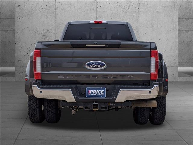 2017 Ford F-350 Crew Cab DRW 4x4, Pickup #HED17789 - photo 8