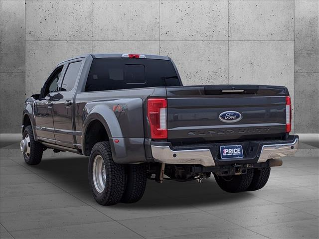 2017 Ford F-350 Crew Cab DRW 4x4, Pickup #HED17789 - photo 2