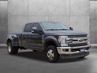 2017 Ford F-350 Crew Cab DRW 4x4, Pickup #HED17789 - photo 5