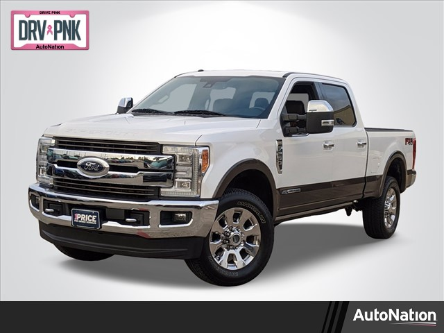 2017 Ford F-250 Crew Cab 4x4, Pickup #HED25340 - photo 1