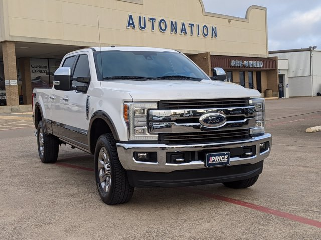 2017 Ford F-250 Crew Cab 4x4, Pickup #HED25340 - photo 4