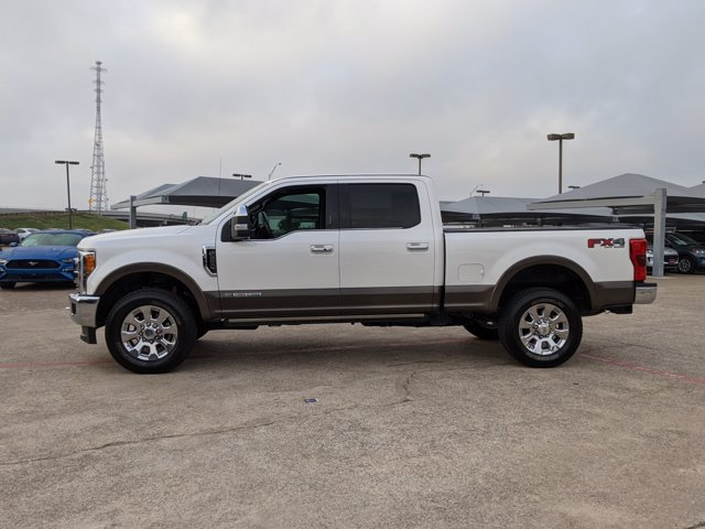 2017 Ford F-250 Crew Cab 4x4, Pickup #HED25340 - photo 8