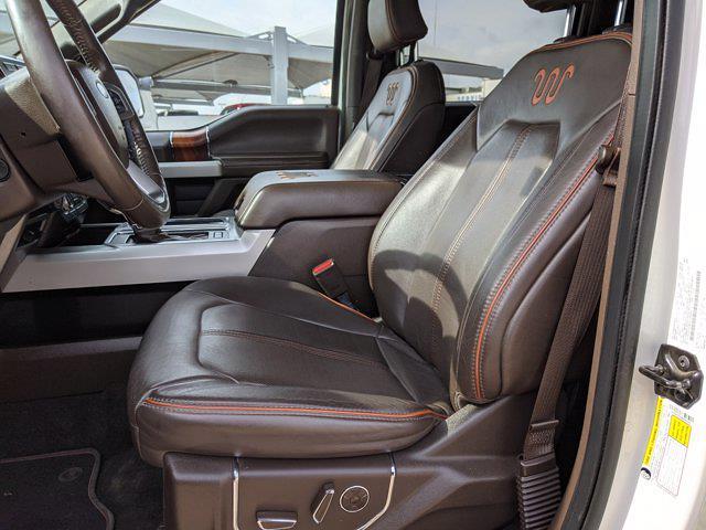 2017 Ford F-150 SuperCrew Cab 4x4, Pickup #HFC02402 - photo 16
