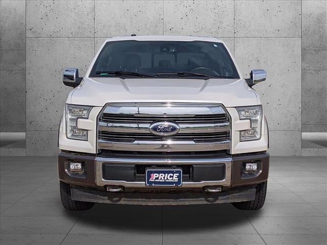 2017 Ford F-150 SuperCrew Cab 4x4, Pickup #HFC02402 - photo 3