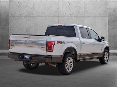 2017 Ford F-150 SuperCrew Cab 4x4, Pickup #HFC02402 - photo 6