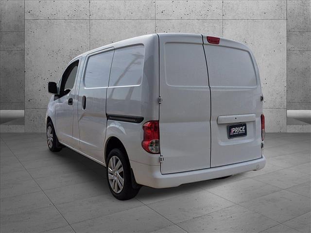 2017 Nissan NV200 4x2, Empty Cargo Van #HK710850 - photo 8