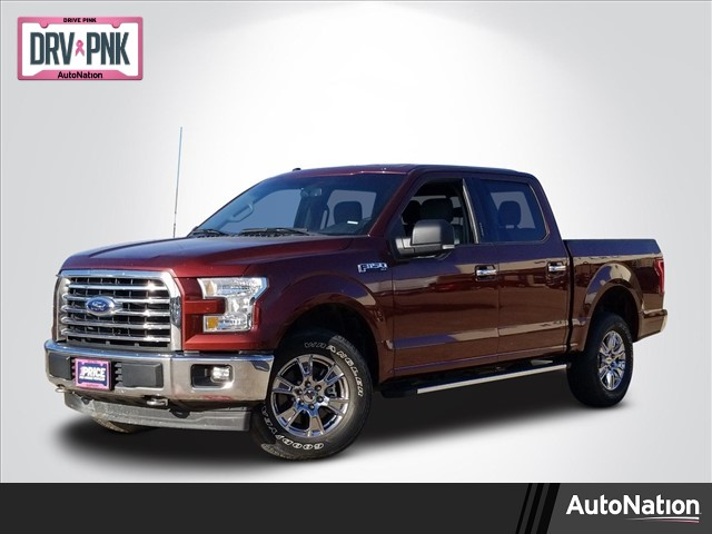 2017 F-150 SuperCrew Cab 4x4,  Pickup #HKC10915 - photo 1