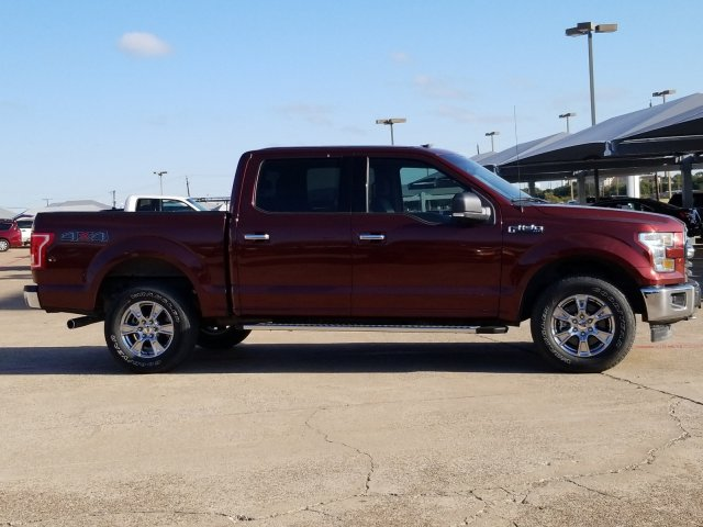 2017 F-150 SuperCrew Cab 4x4,  Pickup #HKC10915 - photo 5