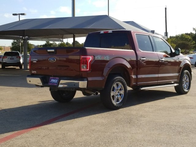 2017 F-150 SuperCrew Cab 4x4,  Pickup #HKC10915 - photo 4