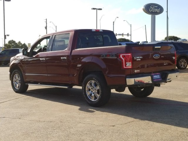 2017 F-150 SuperCrew Cab 4x4,  Pickup #HKC10915 - photo 2