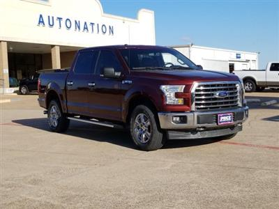 2017 F-150 SuperCrew Cab 4x4,  Pickup #HKC10915 - photo 3