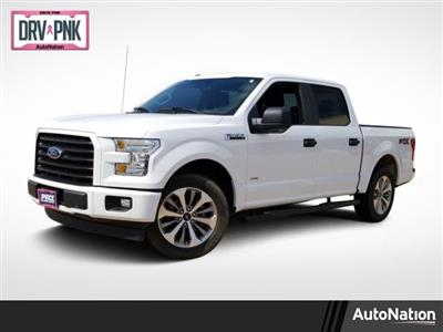 2017 F-150 SuperCrew Cab 4x2,  Pickup #HKC40714 - photo 1