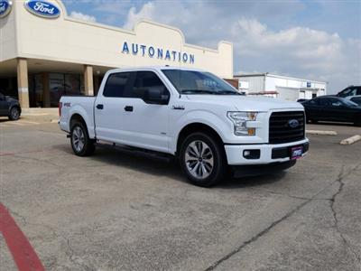 2017 F-150 SuperCrew Cab 4x2,  Pickup #HKC40714 - photo 4
