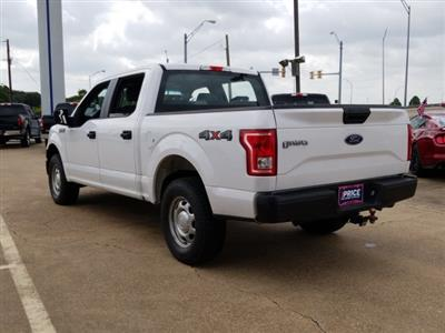 2017 F-150 SuperCrew Cab 4x4,  Pickup #HKD12176 - photo 2