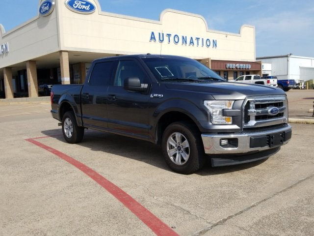 2017 F-150 SuperCrew Cab 4x2,  Pickup #HKD45585 - photo 4