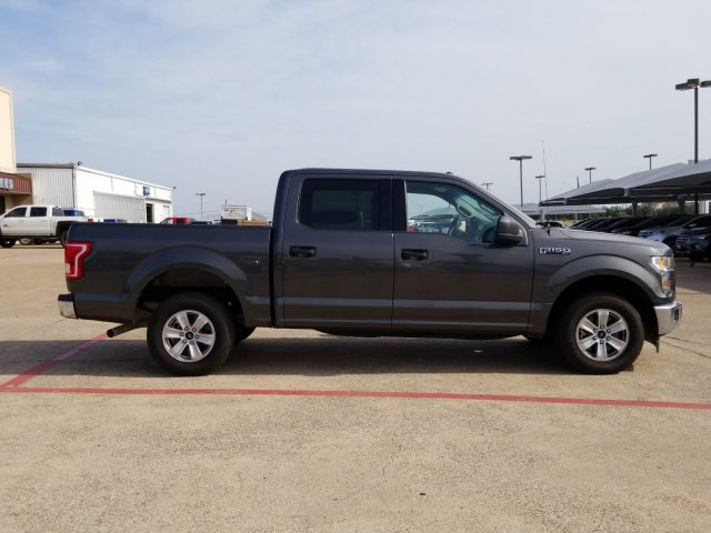 2017 F-150 SuperCrew Cab 4x2,  Pickup #HKD45585 - photo 5