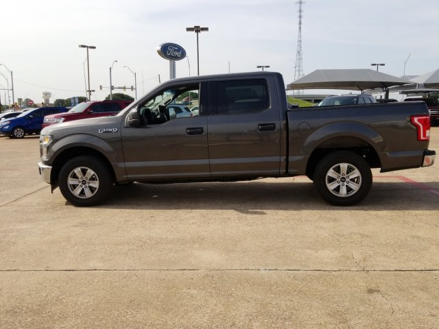 2017 F-150 SuperCrew Cab 4x2,  Pickup #HKD45585 - photo 8