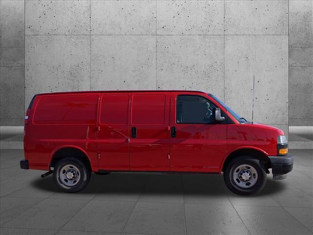 2018 Chevrolet Express 2500 4x2, Empty Cargo Van #J1342152 - photo 5