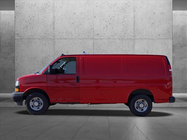 2018 Chevrolet Express 2500 4x2, Empty Cargo Van #J1342152 - photo 6