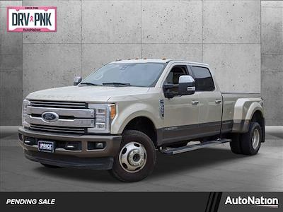 2018 Ford F-350 Crew Cab DRW 4x4, Pickup #JEC89867 - photo 1