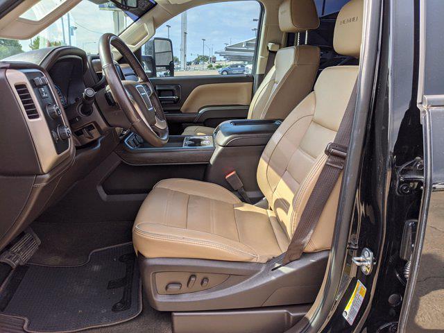 2018 GMC Sierra 2500 Crew Cab 4x4, Pickup #JF195000 - photo 14