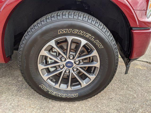 2018 Ford F-150 SuperCrew Cab 4x4, Pickup #JFB39122 - photo 20