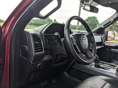 2018 Ford F-150 SuperCrew Cab 4x4, Pickup #JFB39122 - photo 9