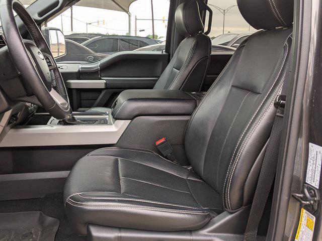 2018 Ford F-150 SuperCrew Cab 4x4, Pickup #JFB93545 - photo 14