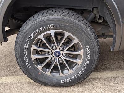 2018 Ford F-150 SuperCrew Cab 4x4, Pickup #JFB93545 - photo 19